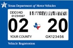 February Vehicle Registration Grace Period Ends