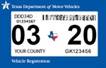 March Vehicle Registration Grace Period Ends
