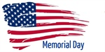 Memorial Day observed - all offices closed